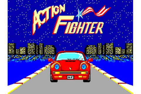 Master System Longplay [078] Action Fighter - YouTube