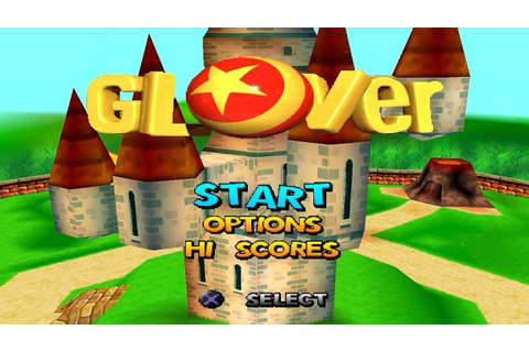 Let's Play Glover Bonus Episode 3 - PlayStation 1 Version ...
