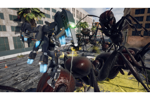 Earth Defense Force: Iron Rain (2019 video game)