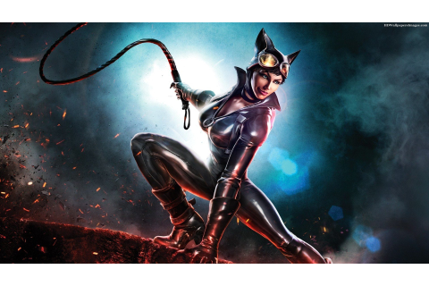 Infinite Crisis, Catwoman, Video games HD Wallpapers ...