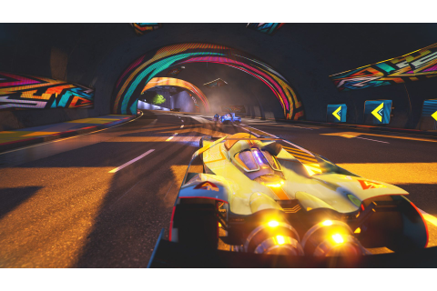 Arcade racing game Xenon Racer coming to PS4, Xbox One ...