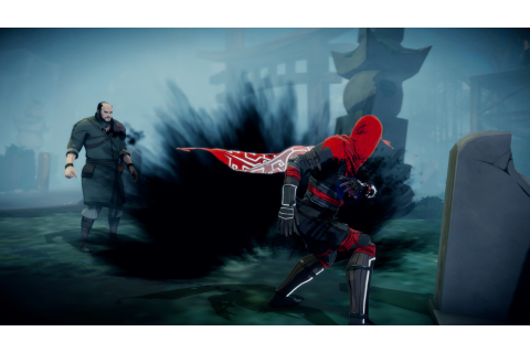 Stealth Game Twin Souls Is Now Named Aragami, Will Launch ...