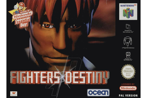 Fighters Destiny (Nintendo 64) - N.i.n.Retro (New is not ...