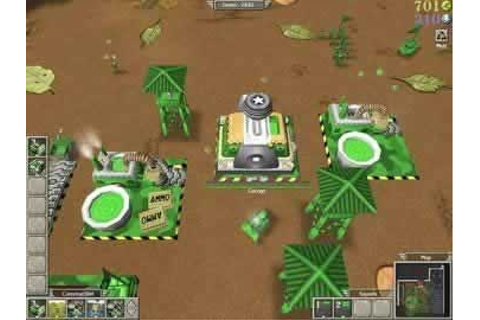 Army Men RTS Game Review - Download and Play Free Version!