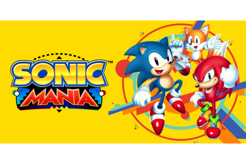 Sonic Mania | Nintendo Switch download software | Games ...