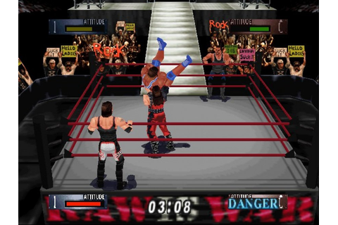 Feature: The Best Pro Wrestling Games That the N64 Has to ...