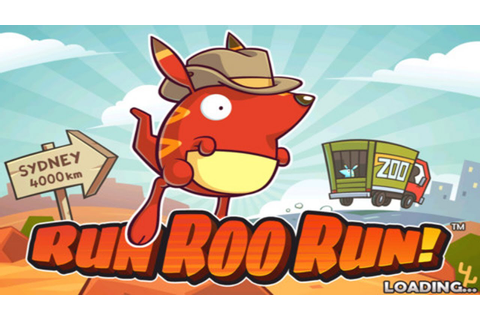 Run Roo Run iPhone/iPod Gameplay - YouTube