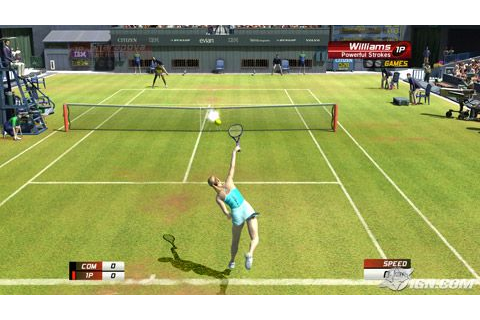 Virtua Tennis 3 Update - IGN