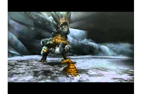 Monster Hunter Portable 3rd Trailer 3 (PSP) - YouTube