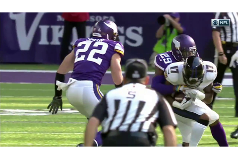 Sendejo Gives Wallace A Concussion, Gets 1 Game Suspension ...