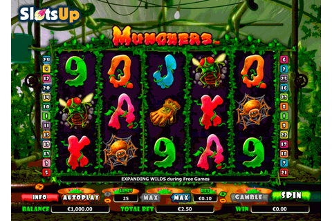 Play Free Munchers™ Slot Online | NextGen Gaming Casino Slots