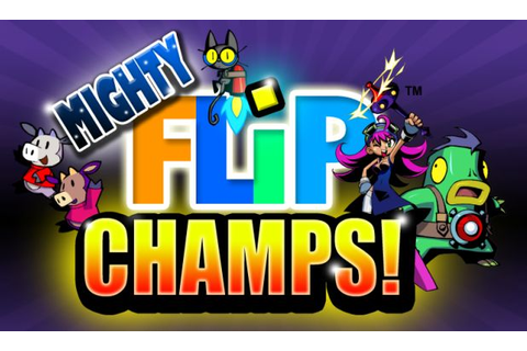 WayForward brings Mighty Flip Champs to the DSi