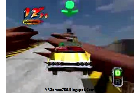 Free Download Game Crazy Taxi 3: High Roller | PC Games ...