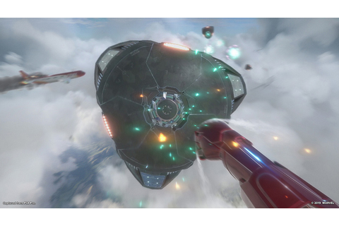 New gameplay details for Marvel's Iron Man VR surface ...
