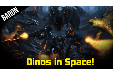 Dinosaurs In Space vs Halo Spartans!? The Best Game for $1 ...