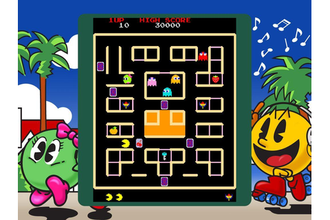 Namco Museum Remix Review - Gaming Nexus