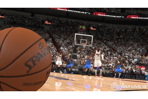 NBA Live 13 canceled, new title coming next year