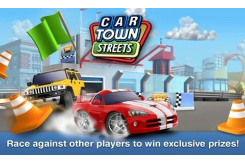 Download Android APK Game Car Town Streets + MOD