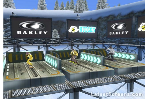 All Snowboard Riot Screenshots for Wii