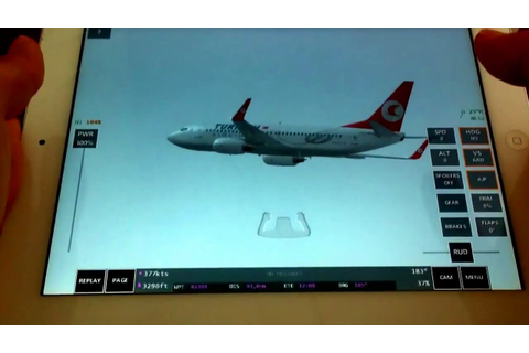 Turkish Airlines Boeing 737-700 ☪ Infinite Flight Game ...