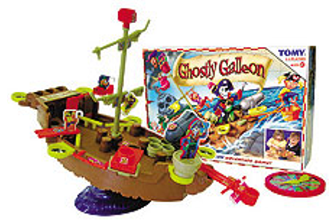 pirates treasure chest toy