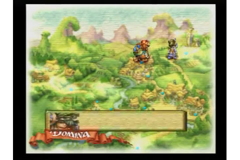 The First Ten Minutes of Legend of Mana (PS1) - YouTube