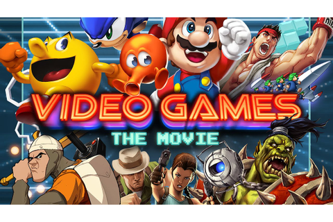 Video Games: The Movie - YouTube