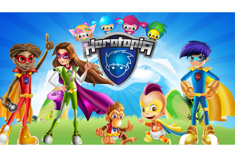 #Review Online Game- Award Winning Herotopia – Home of the ...