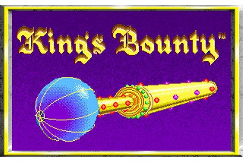 King's Bounty | Old MS-DOS Games | Download for Free or ...