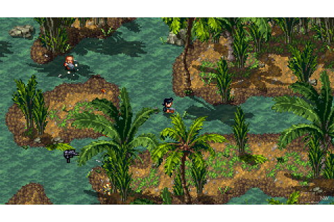 Shakedown Hawaii - Game - Nintendo World Report