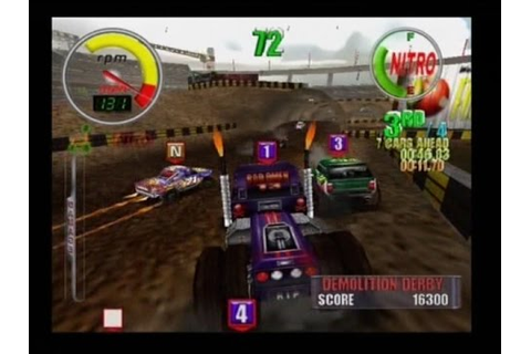 OFFROAD THUNDER (ARCADE / PS2) - YouTube