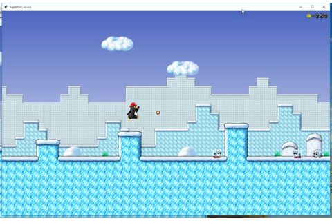 Open source Super Mario clone SuperTux gets first stable ...