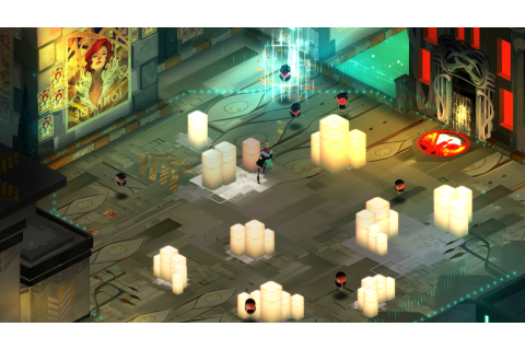 Buy Transistor PC Game | Steam Download