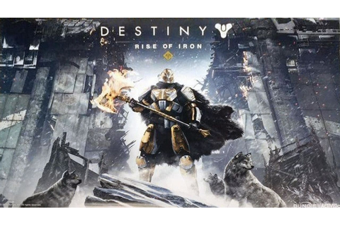 DESTINY: RISE OF IRON > FORGED IN FIRE VIDOC - Invision ...