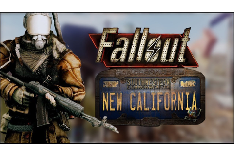 Fallout: New California- The Amazing Looking Fallout: New ...