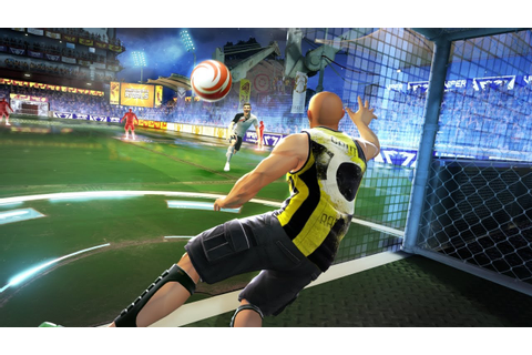 Kinect Sports Rivals Football / Soccer - Xbox One Let's ...