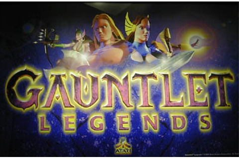 Gauntlet Legends - Videogame by Atari Games
