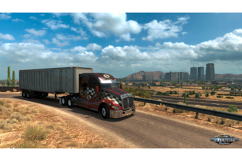 SCS Software's blog: Arizona map expansion for American ...