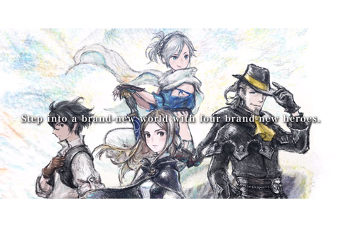 Bravely Default 2 Gets New Trailer and Demo on Switch ...