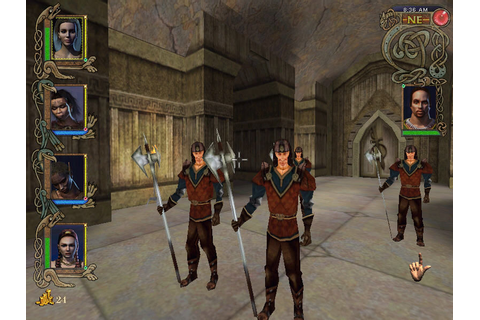 Might and Magic IX Screenshots for Windows - MobyGames