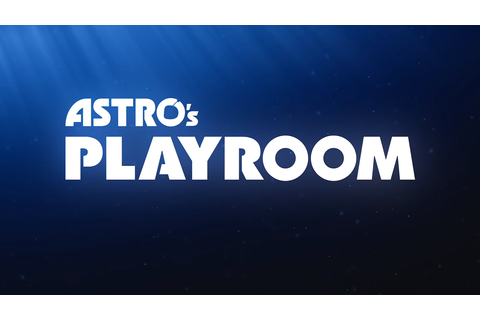 Astro's Playroom Announced For PS5