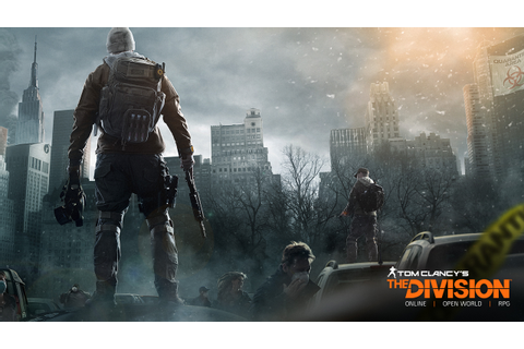 Tom Clancy's The Division Game Wallpapers | HD Wallpapers ...