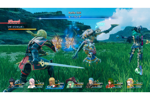 Star Ocean 5 screenshots | Feed4gamers