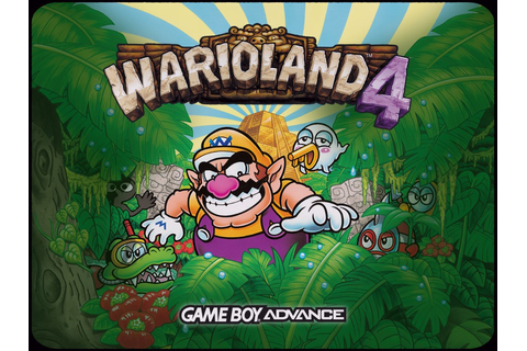 Review: Wario Land 4 (3DS Ambassador Game) - Digitally ...