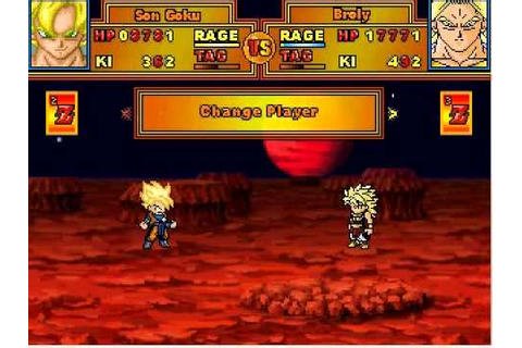 Dragon Ball Ultimate ShowDown - Pc Game - Rpg Maker ...