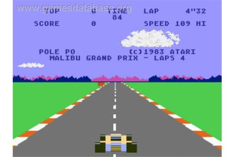 Pole Position - Atari 5200 - Games Database