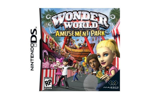 Wonderworld Amusement park Nintendo DS Game-Newegg.com
