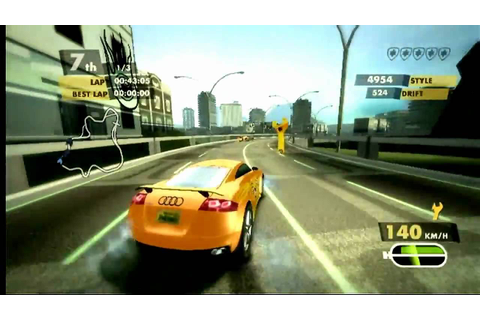 [Wii] Need For Speed - Nitro - YouTube