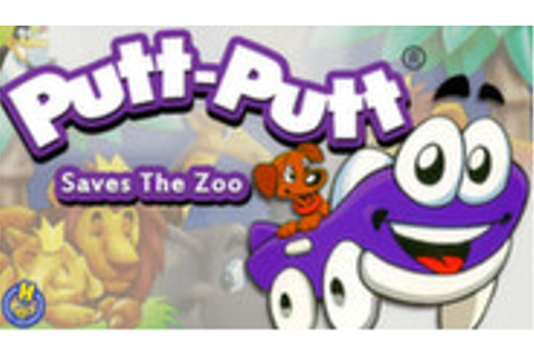 Putt-Putt® Saves the Zoo on Steam