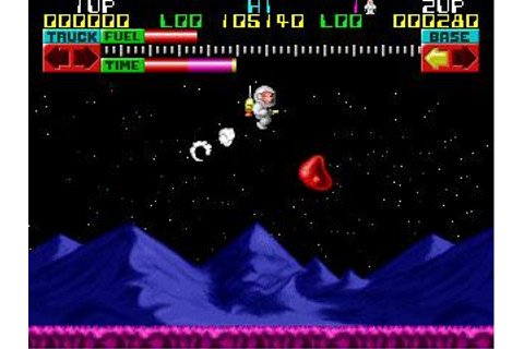 Lunar Jetman Download (2003 Arcade action Game)